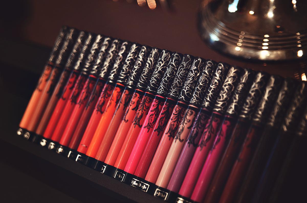 Kat Von D's Everlasting Liquid Lipstick