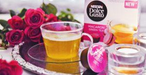 Nescafé Dolce Gusto Macaron Green Tea
