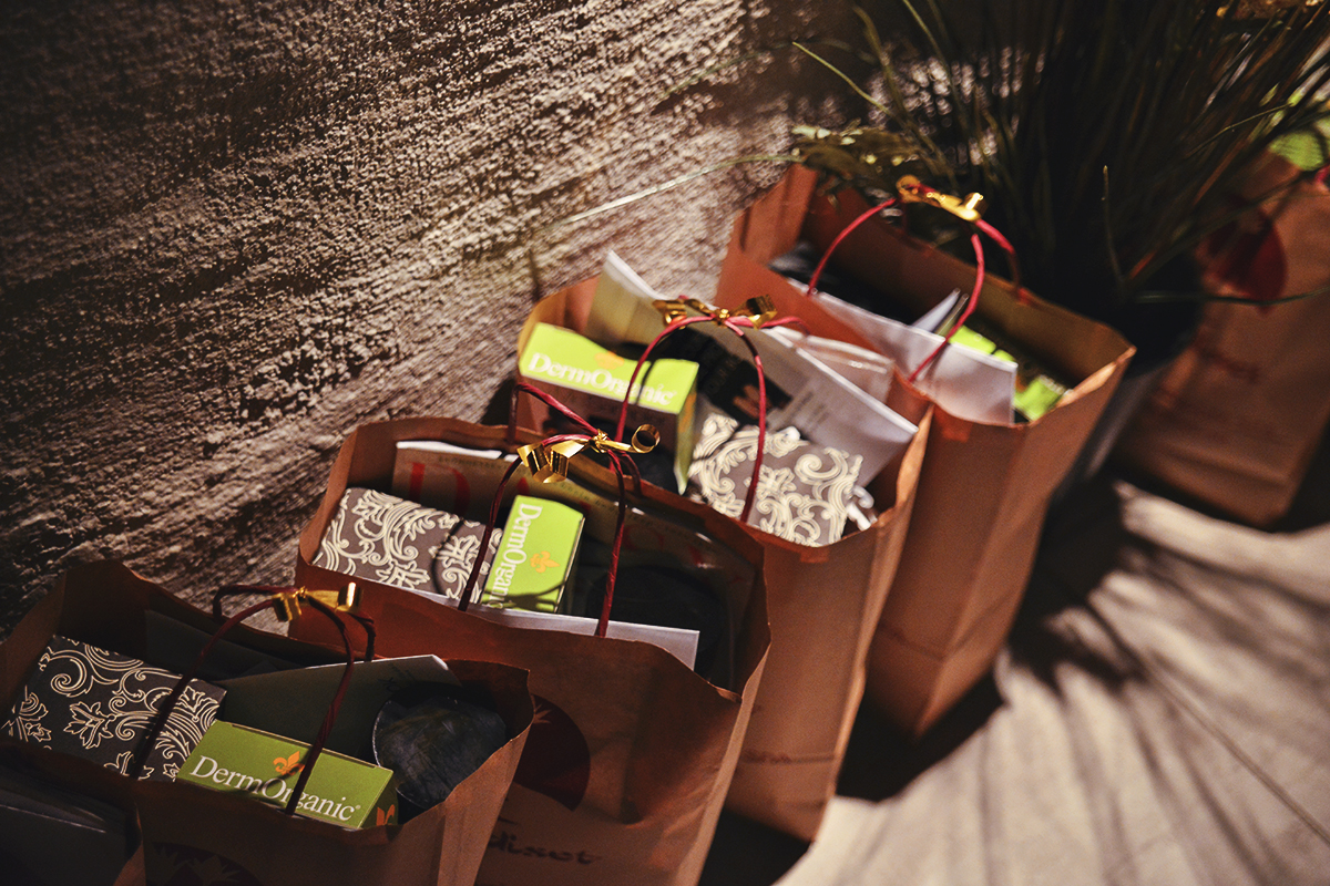 Lyxiga goodiebags