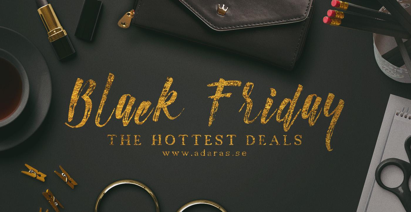 bästa black friday dealsen