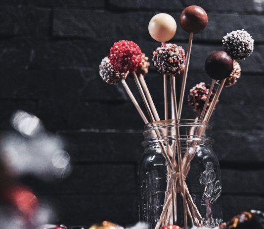 Chokladpops av Lindor