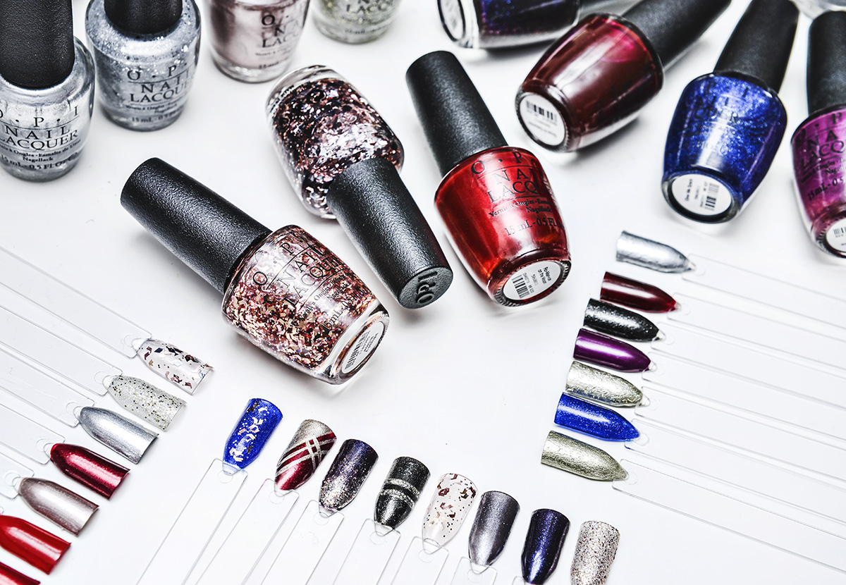 OPI Starlight Collection Holiday 2015