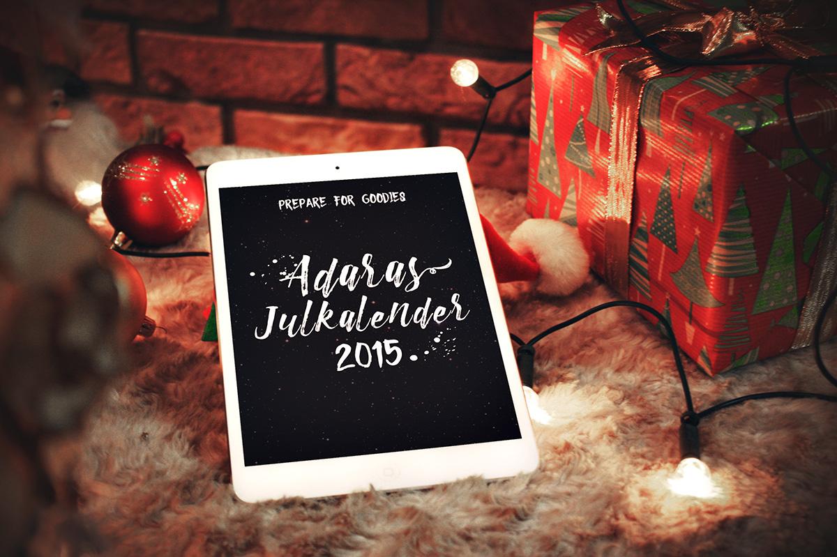 Adaras Julkalender 2015