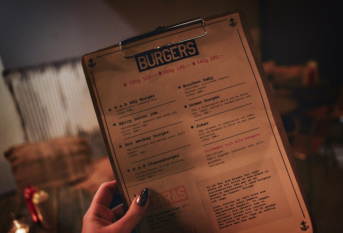Hamburgerhak i Stockholm