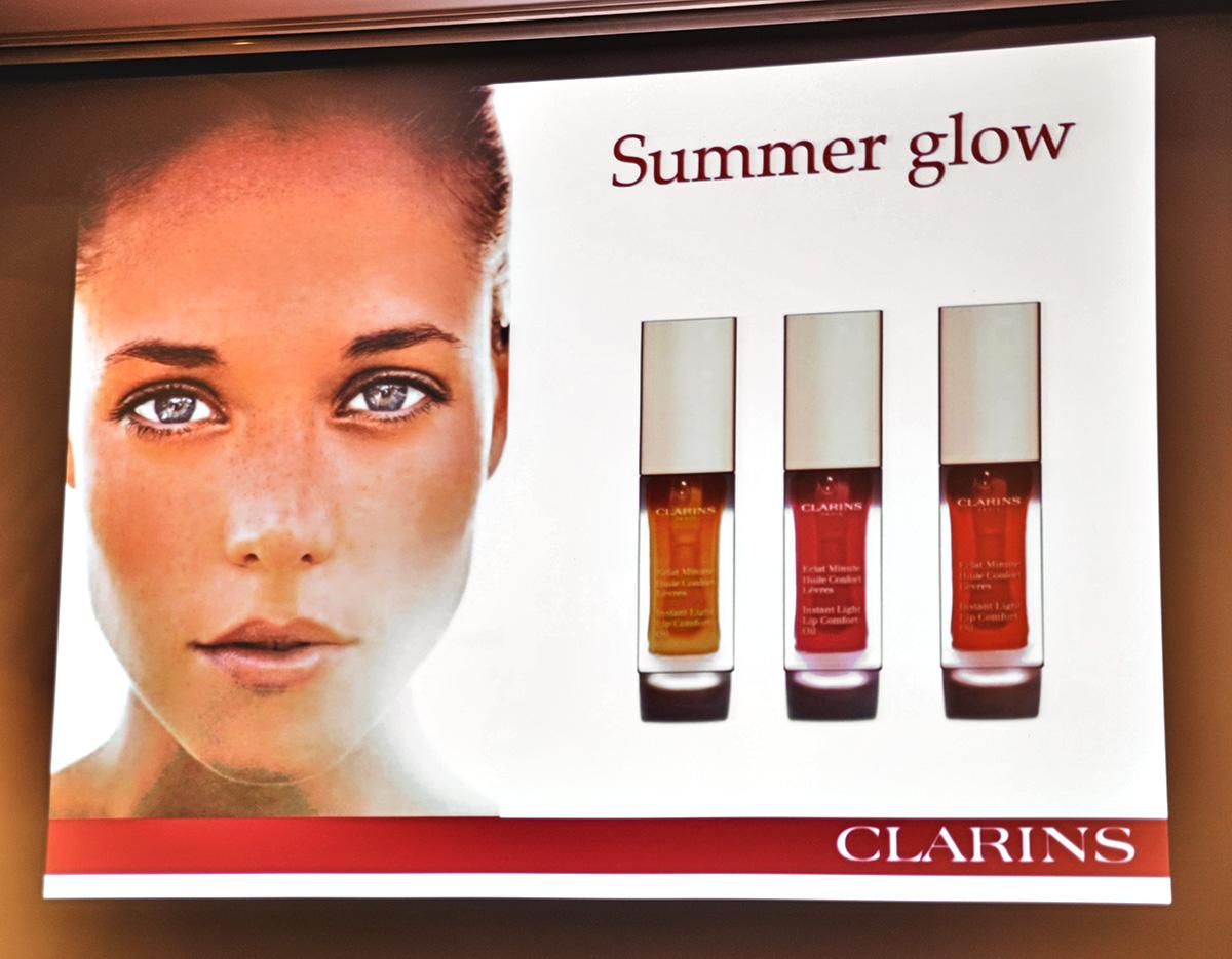 Clarins Summer Glow