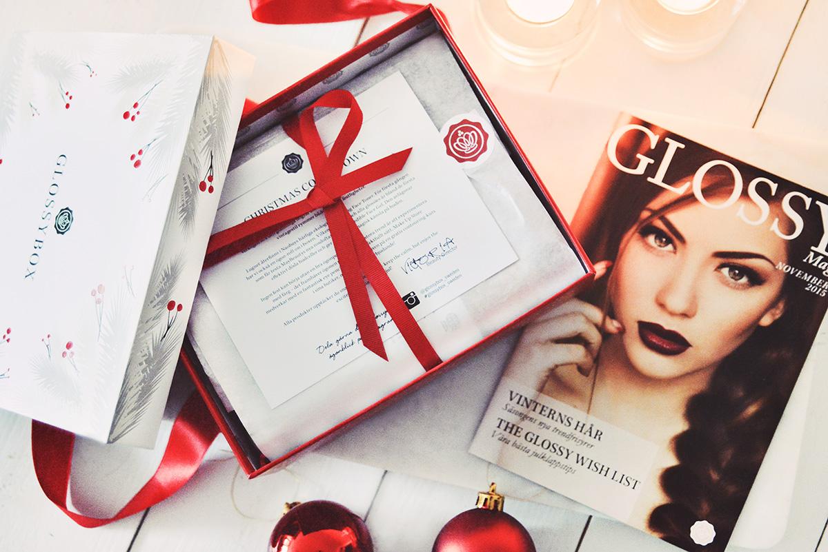 Glossybox November 2015: Christmas Countdown