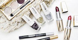IsaDora Golden Edition Holiday Makeup 2015