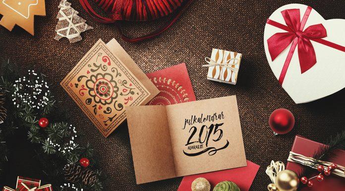Julkalendrar 2015 - Här listas alla med tävlingar