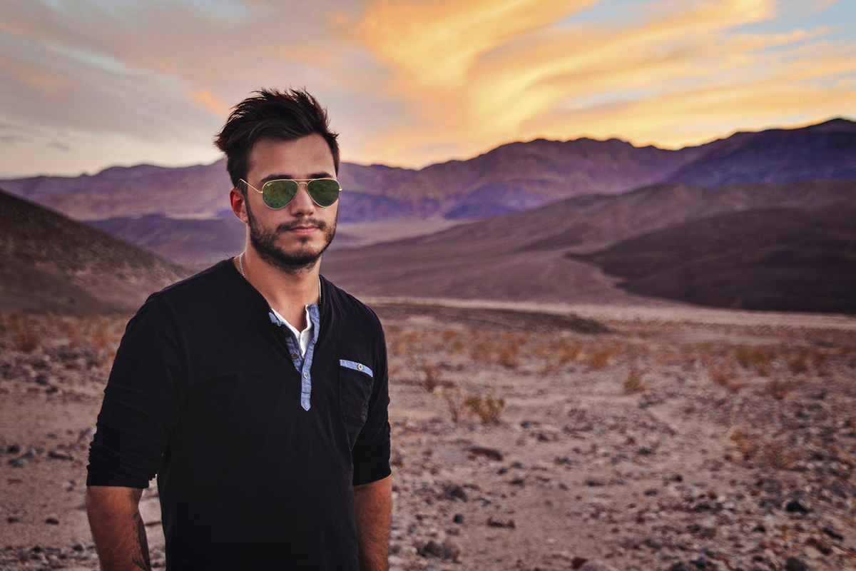 Lake Badwater, Death Valley Sunset