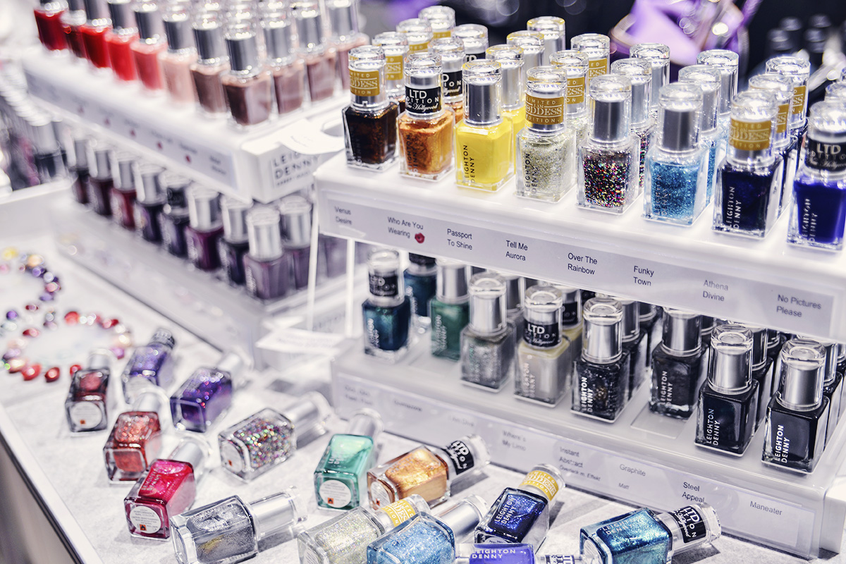 Leighton Denny Expert Nails