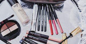 Uppdaterad makeupkollektion från No7