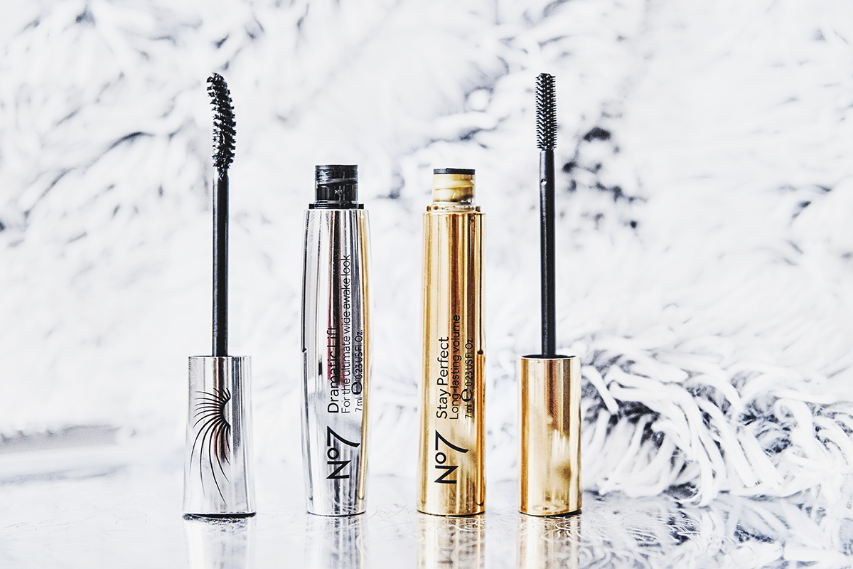 No7 Dramatic Lift Mascara & Stay Perfect Mascara