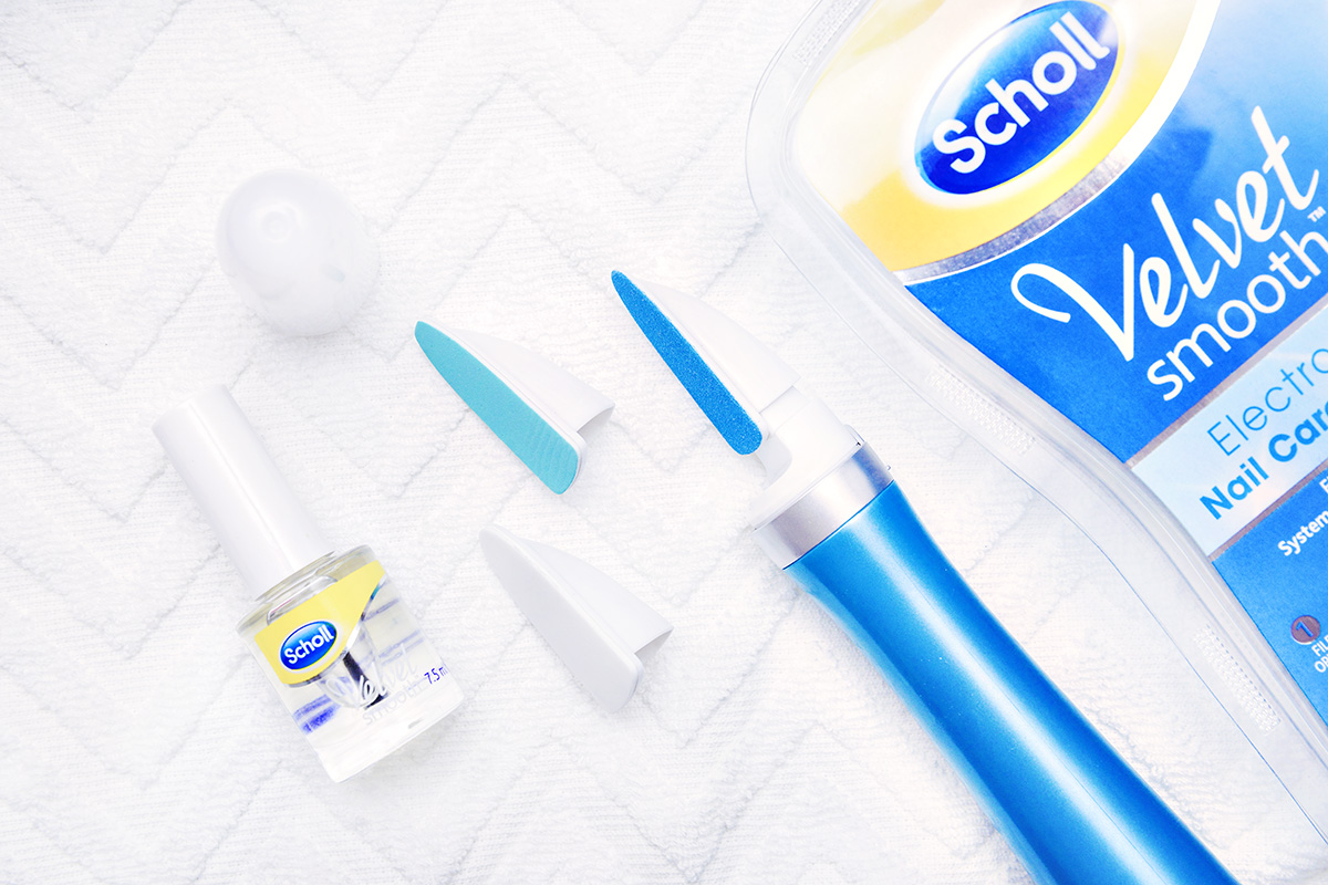 Scholl Velvet Smooth Nail Care System