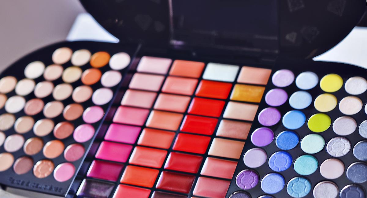 Brilliant Makeup Palette