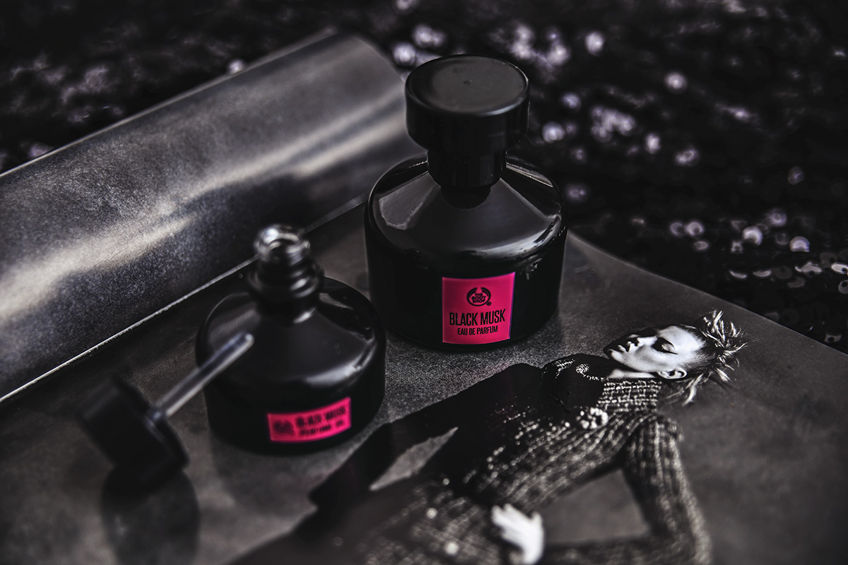 Black Musk The Body Shop