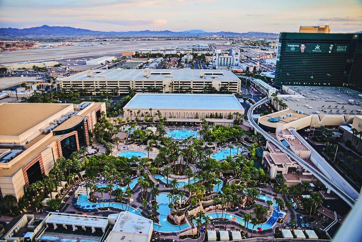 The Signature in Las Vegas