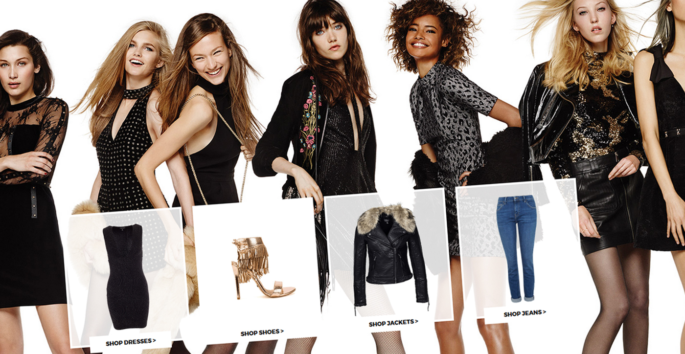 Topshop at Nelly.com