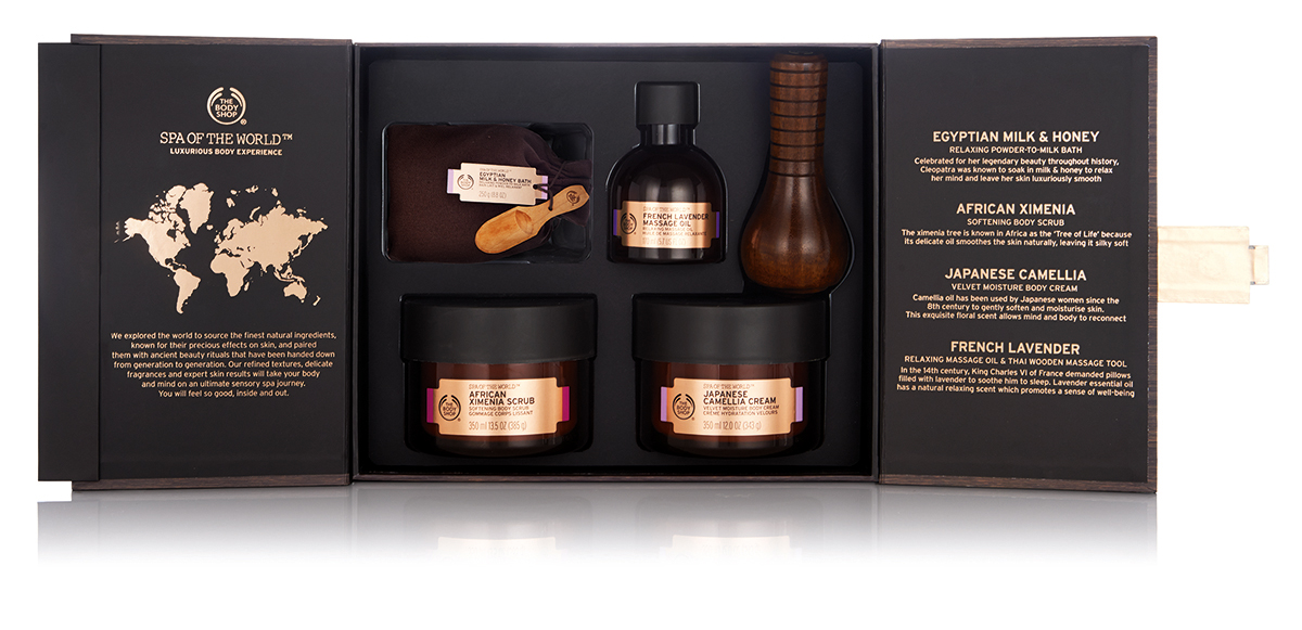 Spa of the World-Luxurious Body Collection