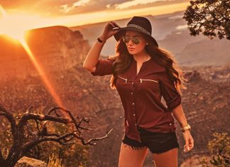 Grand Canyon Sunset at Mather Point
