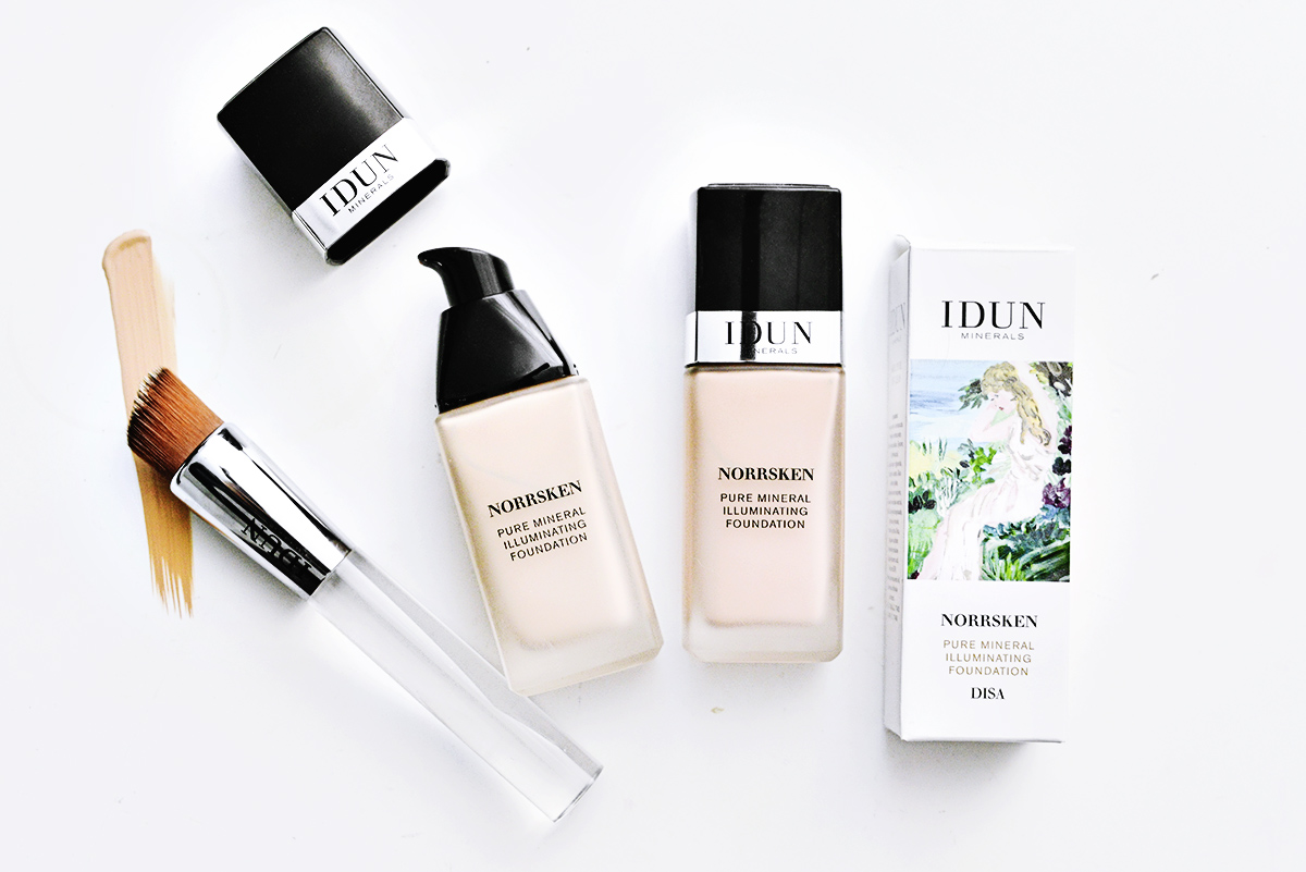 Idun Minerals Norrsken Pure Mineral Illuminating Foundation