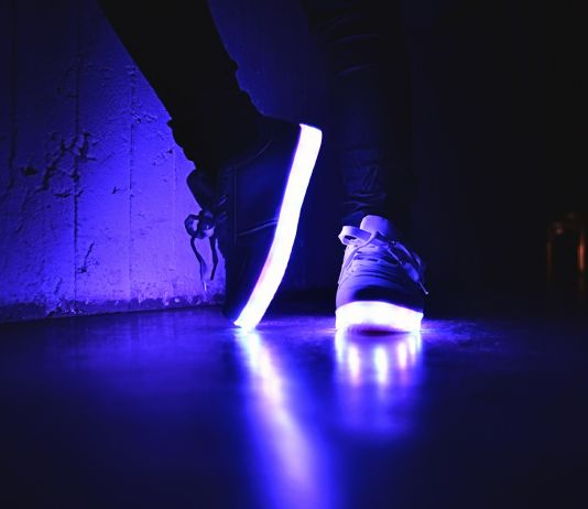 NonFashion LED Shoes