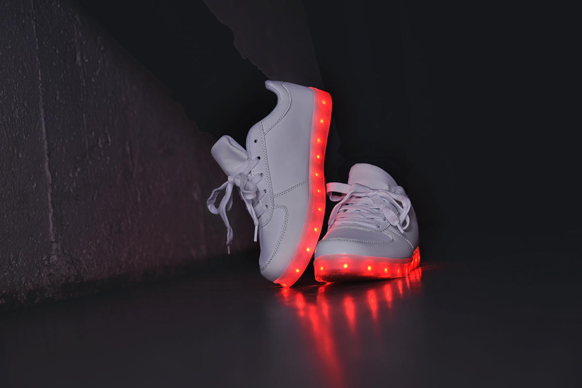 NonFashion LED Shoes Sneakers