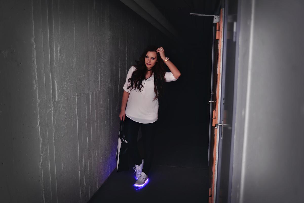 NonFashion LED Shoes Sneakers