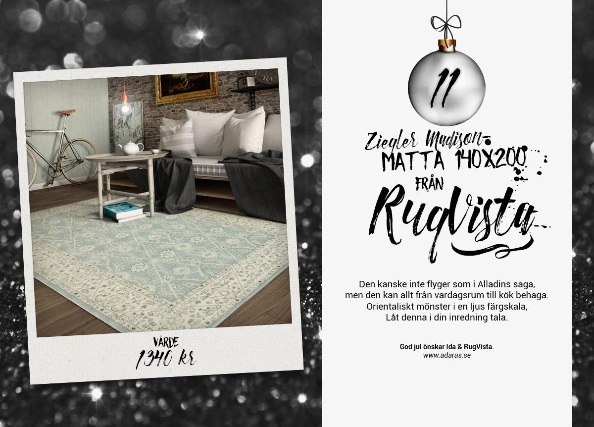 Ziegler Madison-matta från RugVista