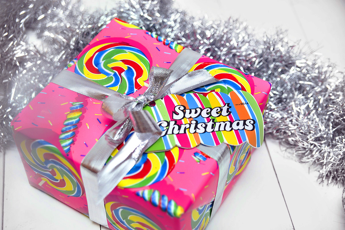 Sweet Christmas från Lush
