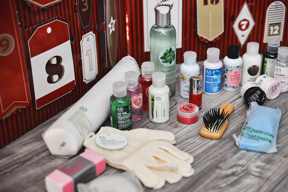 The Body Shops adventskalender
