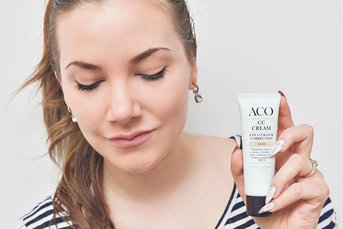 ACO CC Cream 6 in 1 Colour Correcting