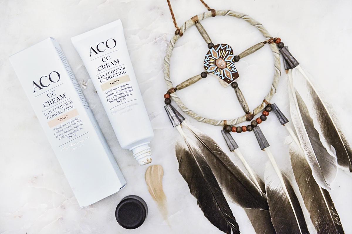 ACO CC Cream - 6 in 1 Colour Correcting