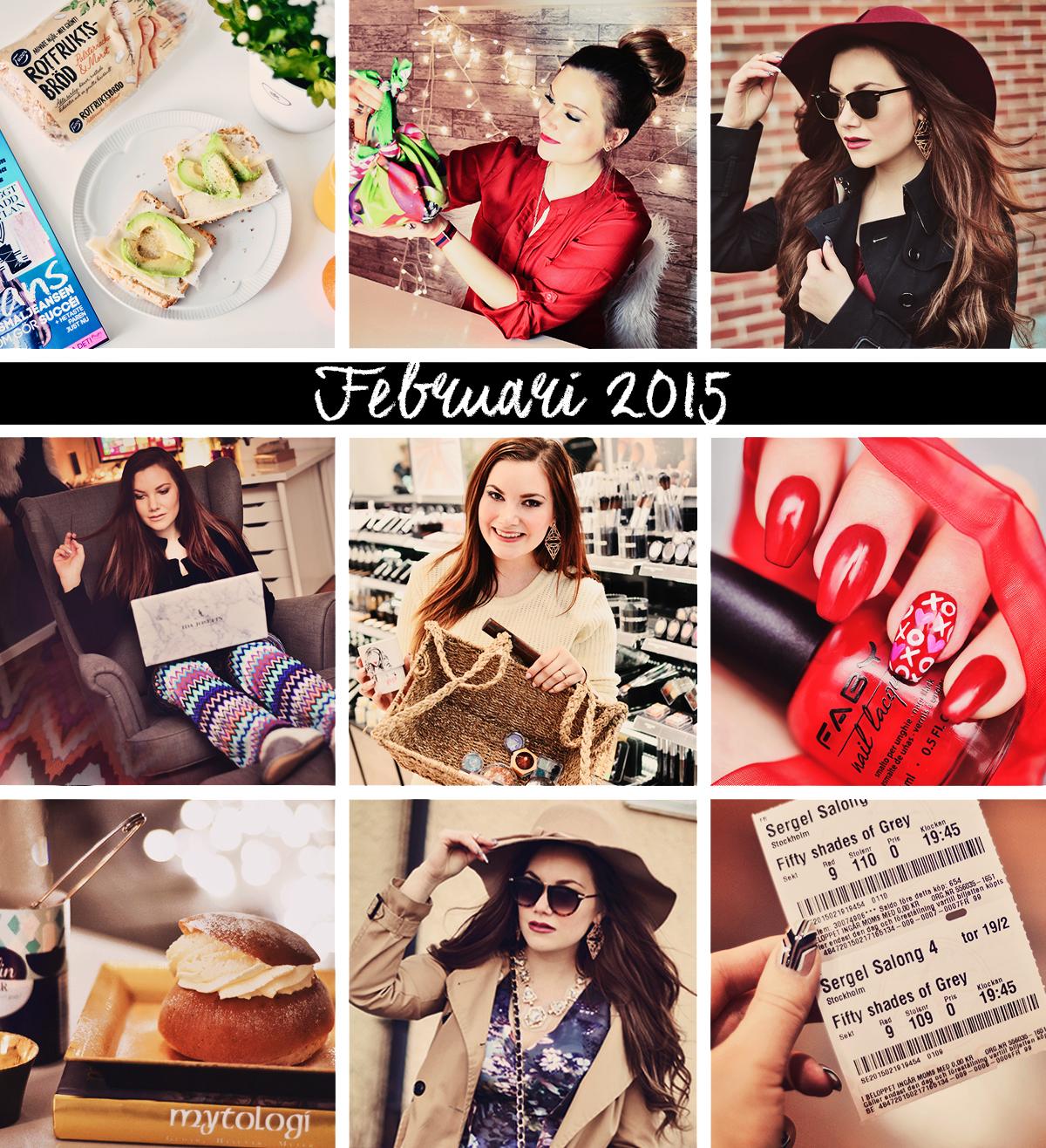 Årsresumé - Februari 2015