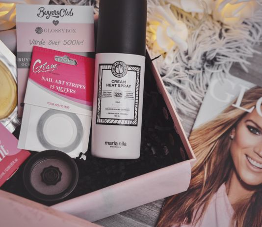 Glossybox The Positivity Box
