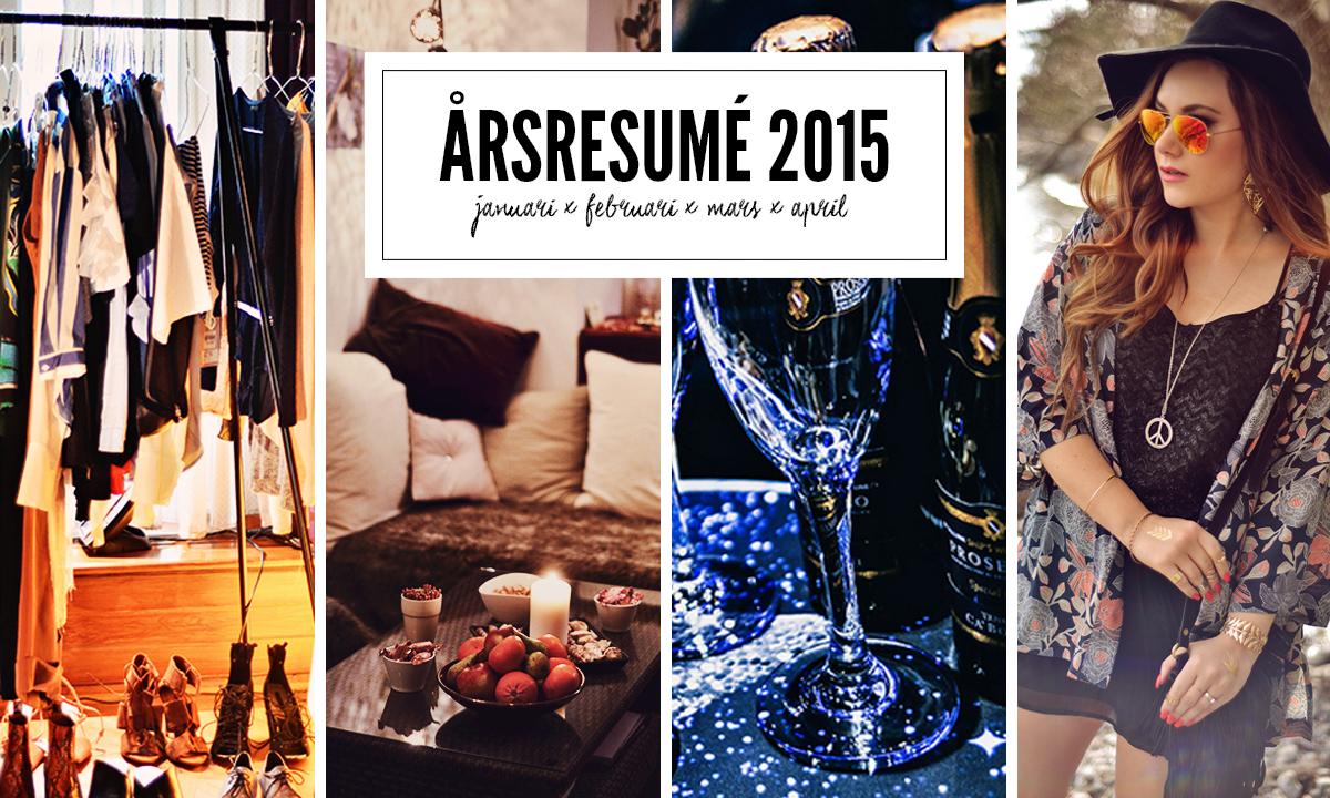 Årsresumé 2015