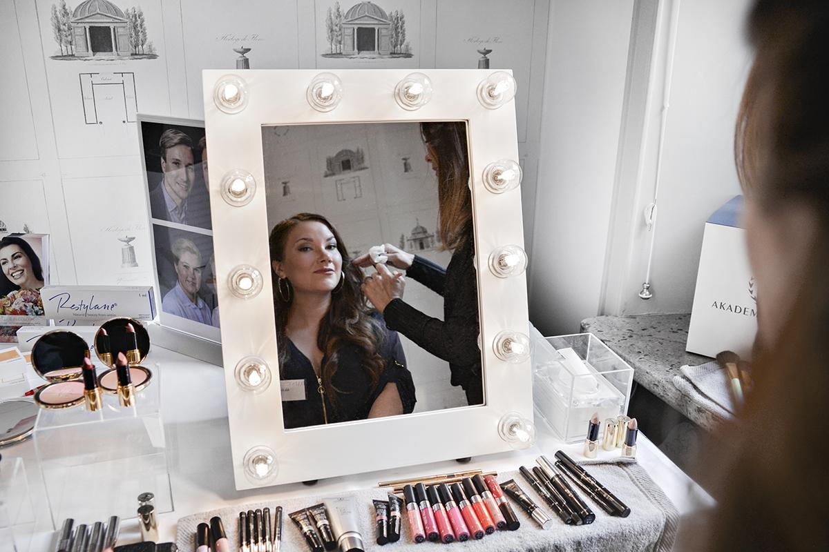 Makeup hos Ciaté