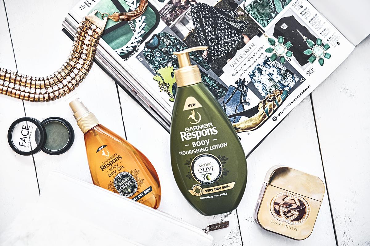 Garnier Body Dry Oil
