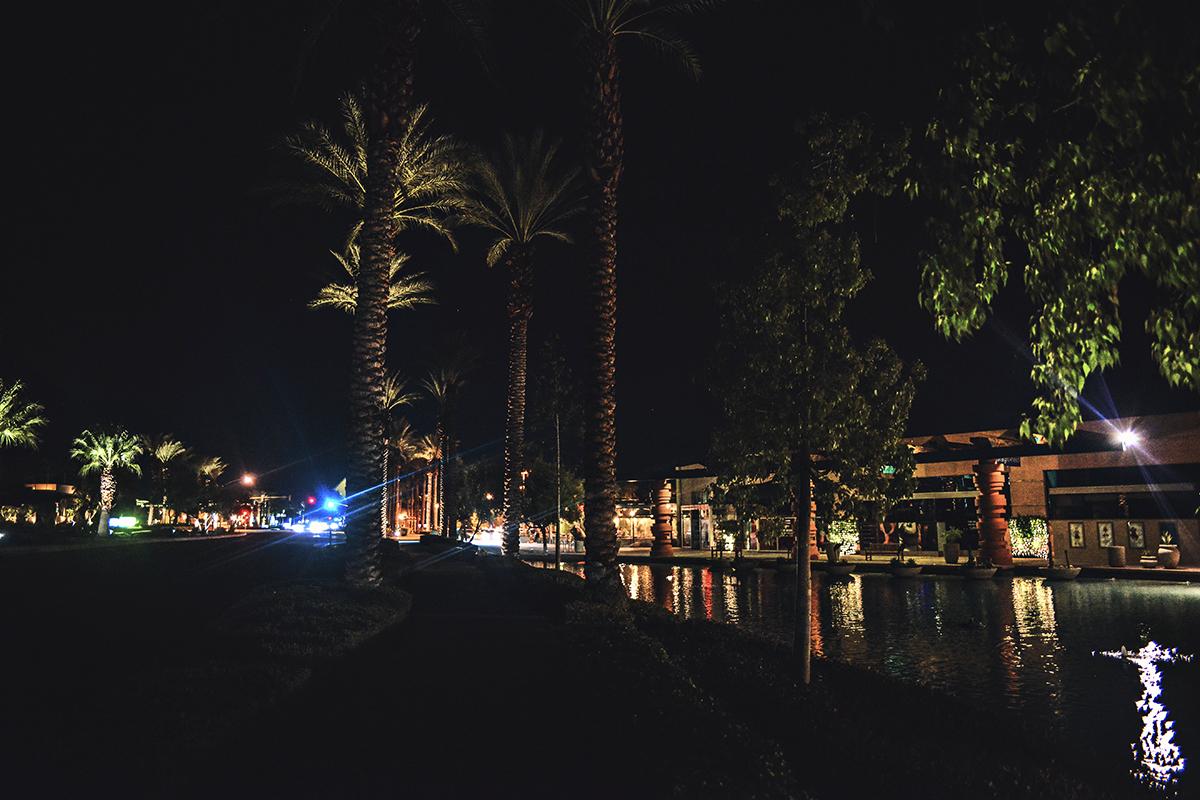 Coachella Valley in California