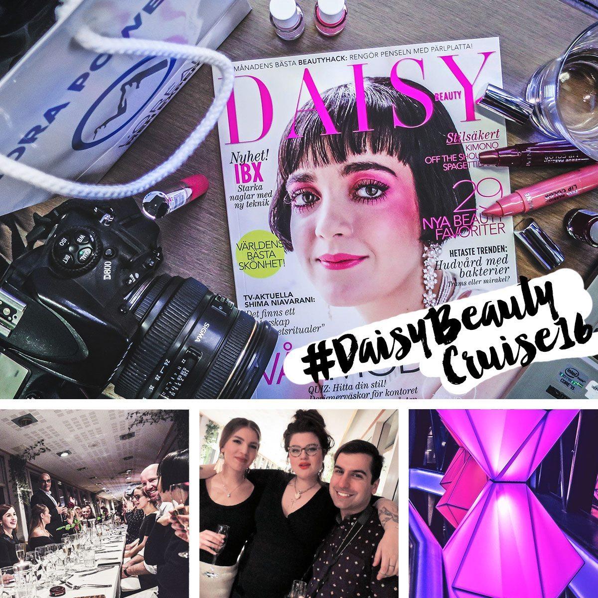 #DaisyBeautyCruise16