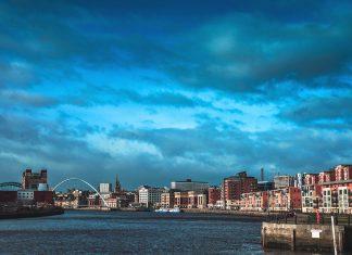Newcastle-Gateshead by day
