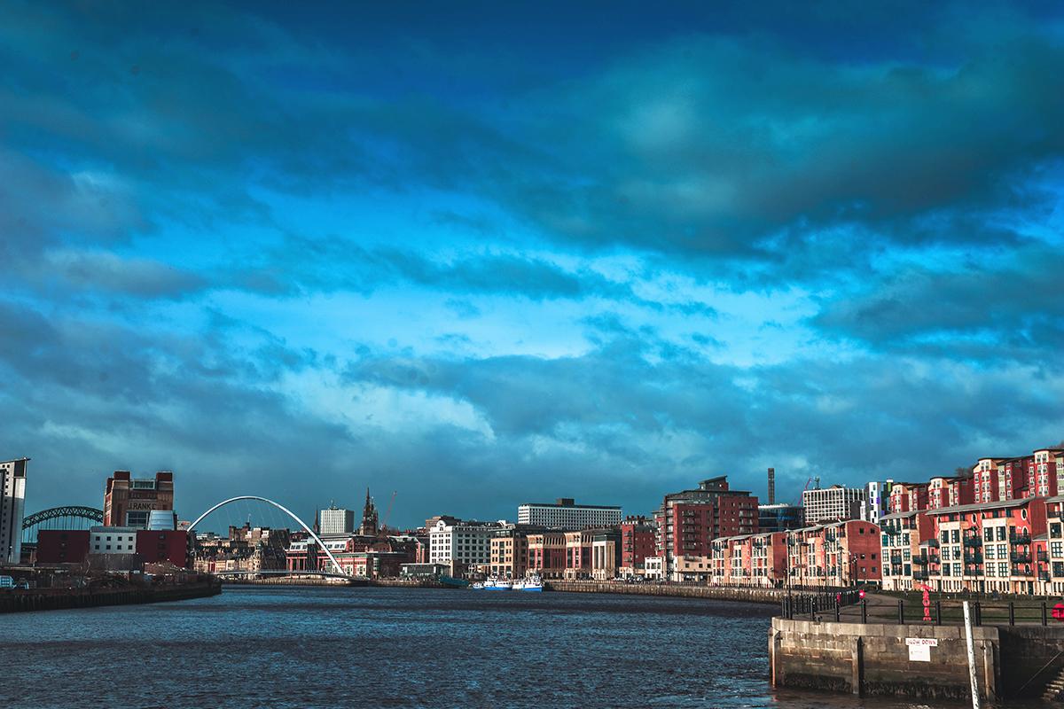 Newcastle-Gateshead