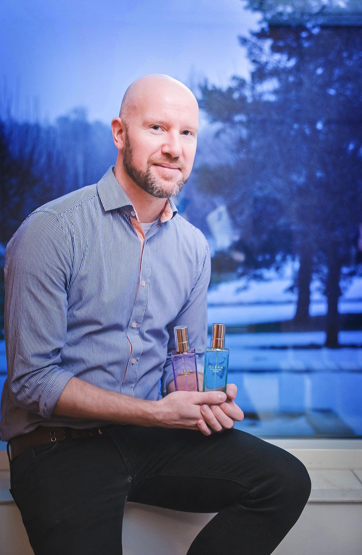 Fredrik Johansson från Alf Sörensen