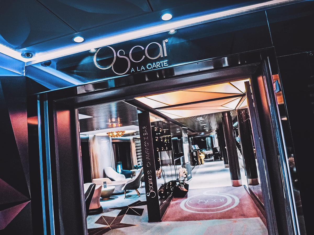 Oscar A La Carte