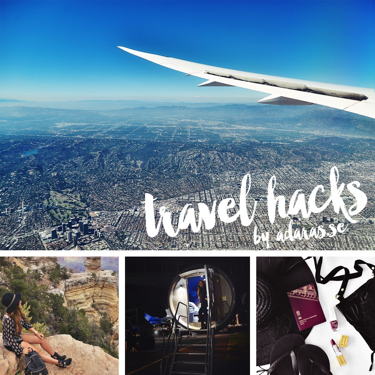 Super smart travel hacks