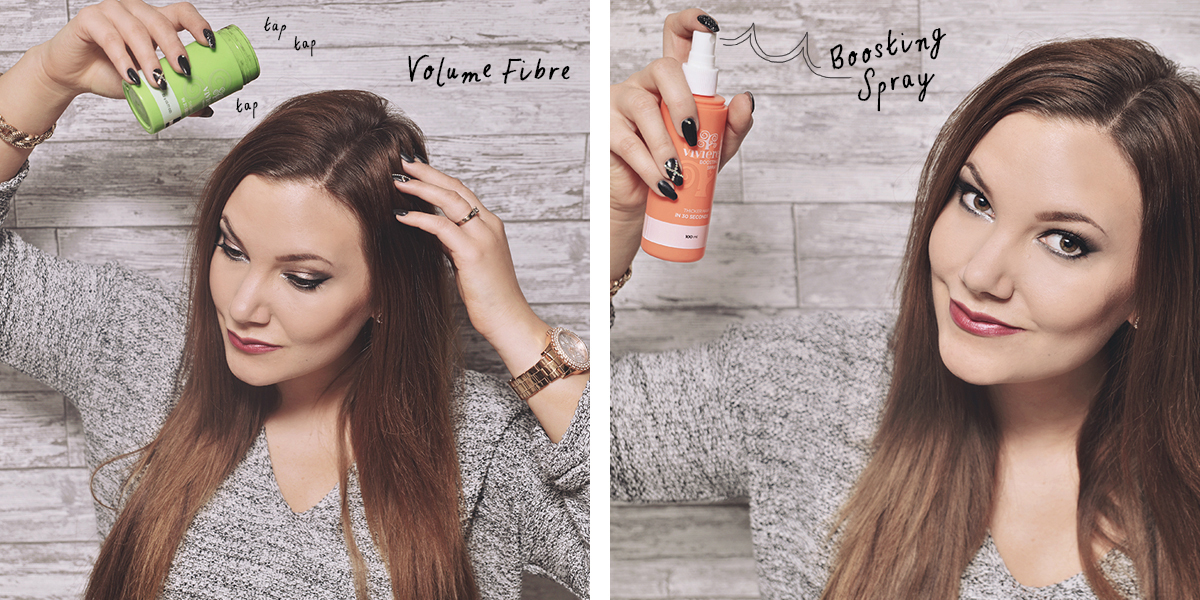 Viviere Volume Fibre och Boosting Spray