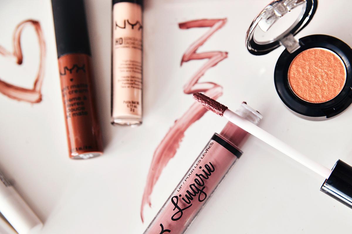 NYX Cosmetics Lingerie 02 Emellissement