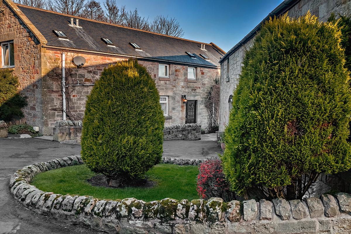 Warenford Cottages