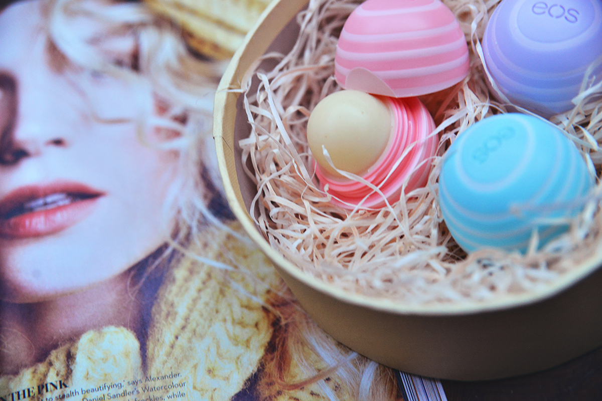 Eos Lip Balm Visibly Soft