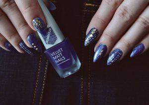 IsaDora Jeanious Nail Polish - Jeans Nail Art