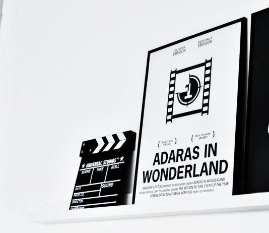 One must dash - Personalised Film Print